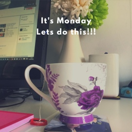 Good morning all, its Monday. Ive still got this virus but I'm Off for a 5k walk this morning. Hopefully it might kick it. Come on everyone. Let's do this. #Monday #Cuppa #tea #coffee